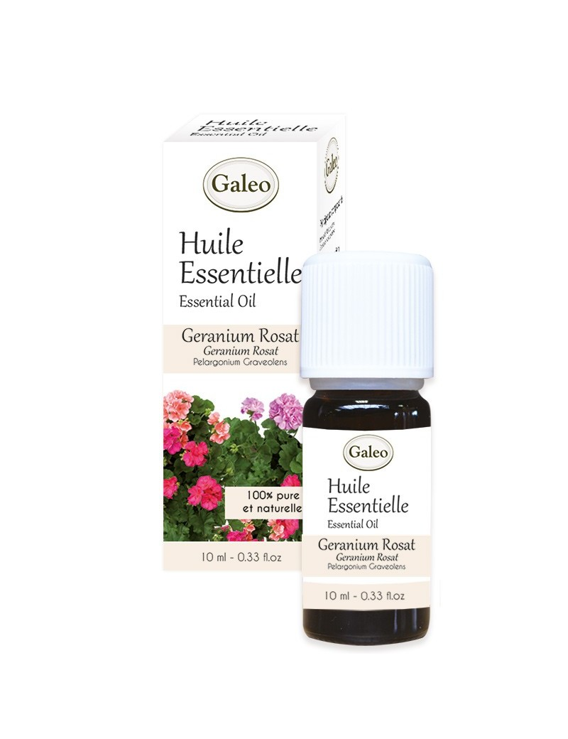 Conventional Essential Oil Geranium Rosat