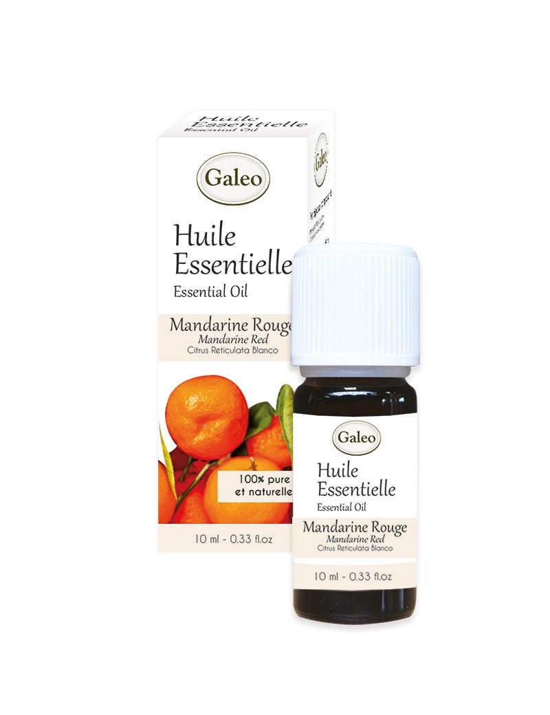 Conventional Essential Oil Red Mandarin