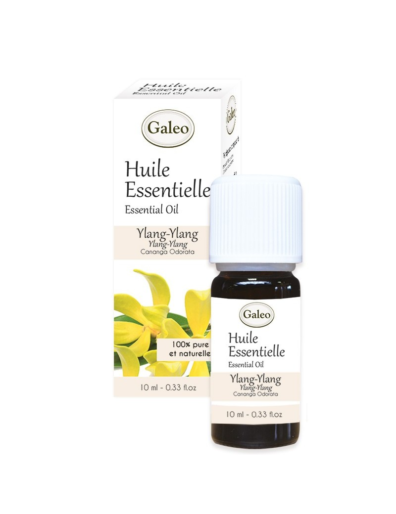 Huile Essentielle Conventionnelle Ylang-ylang