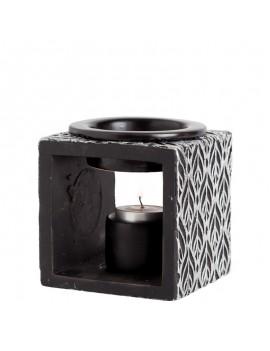 Brûle-Parfums Céramique & Pierre Relaxation