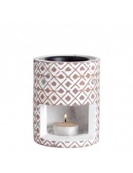 Ceramic and Stone Scent Burner