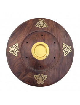 Butterfly Wooden Incense holders